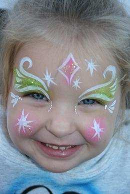 Trading Faces Professional Face Painting & Body Art